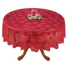 vintage rot rund spitze tischdecke tischtuch hochzeit