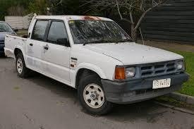 File:1994 Mazda Bravo B2600 4-door Utility (2015-07-03).jpg ...