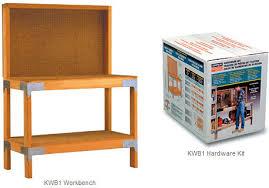 simpson strong tie workbench hardware kit