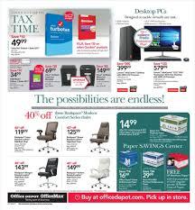 fice Depot ficeMax Ad March 4 – 10 2018