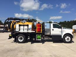 100 Truck Water Pump Vacuum Excavator Truck Water Pump And Hose Reel VacTron Equipment