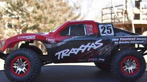 100 Slash Rc Truck Best Bashing RC Car Traxxas Brushless 4x4 Mark Jenkins Edition