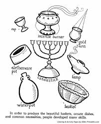 Bible Life And Times Coloring Pages 13