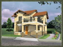 3 Storey House Colors Home Designs Ideas Modern Two Storey House Design Garage And