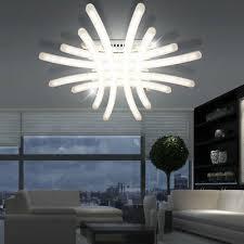 deckenlen kronleuchter led design decken leuchte