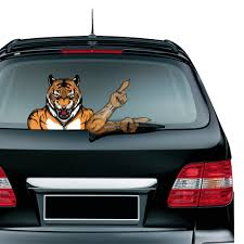 Tiger Waving Arm Wiper Decals PVC Car Styling Rear Window Wiper ... American Flag Back Window Decal Murica Stickit Stickers Rear Extension Esymechas New Ford F150 Decals Northstarpilatescom Lipsense Car Custom Ohio State Buckeyes Graphic Lets Print Big Tiger Waving Arm Wiper Pvc Styling Stickerdecal Thread Page 4 Toyota Tundra Forum Georgia Grown Vinyl Window Sticker Flare Llc Show Me Your Rear Decalsstickers 68 Ford American Captain Graphics Car Decal Stickermiki Amazoncom Vuscapes 23lee803szd Superman Logo Black
