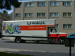 My Sister-in-law Is Moving Across The Country In Her Own Uhaul Truck ...