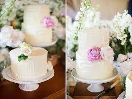 Rustic Buttercream Wedding Cakes