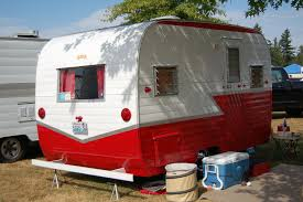 104 Restored Travel Trailers Vintage Aloha Trailer Pictures And History From Oldtrailer Com