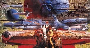 La Ca 1218 Star Wars Art Posters 548 Poster