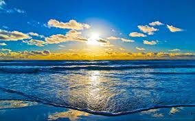 Sunset In Solana Beach CA