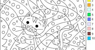 Winter Animal Coloring Pages Packed With Free Color By Number