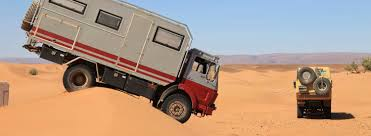 100 Expedition Trucks Educational Morocco Privat For