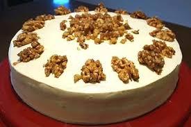 gebrannte walnuss torte