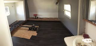 Rv Bedroom Remodel With Floors