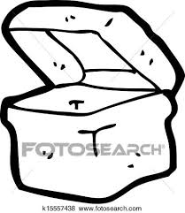 Clip Art Of Cartoon Lunch Box K15557438
