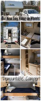100 Camper Truck Bed Our New Tiny Demountable Home Vagabond Baker