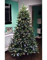 Dunhill Christmas Trees by Vibrant Pre Lit Christmas Tree Clearance 2 Exciting Snowy Dunhill