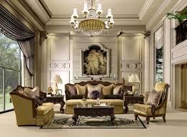 Luxury Classic Living Room Design Ideas