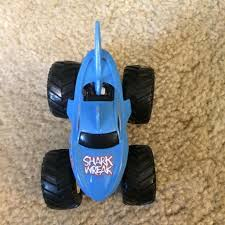 Shark Wreak 1:64 Monster Jam Trucks New For 2017 Truck Pulls Off First Ever Successful Frontflip Trick Upc 8961018752 Hot Wheels Shark Diecast Vehicle Year 2012 124 Scale Die Cast Truck Metal Body Ccv08 2011 Series Wiki Fandom Powered By Wikia Top 20 Items Daxushequcom 100 El Toro Loco Diecast Toy Inspirational Big Wheel Toys 7th And Pattison Amazoncom Monster Jam Sound Smashers El Toro Loco Vdeo Dailymotion