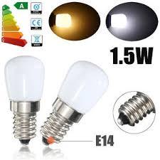 1 5w e14 led light mini bulb for fridge freezer