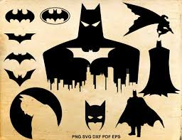 Batman Un Long Halloween Pdf by This Product Includes 11 Pdf Files 11 Svg Files 11 Dxf Files