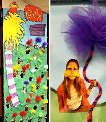 Dr Seuss Door Decorating Ideas by Dr Seuss Teacher Appreciation The Lorax Hallway Decoration The