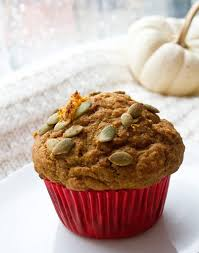 Libby Pumpkin Muffins by Two Lil U0027 Vegan Pumpkin Muffins Sittin U0027 On A Plate