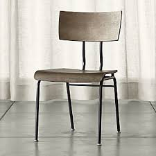 Crate And Barrel Dining Room Chairs by Crate And Barrel Pullman Dining Room Chairs 28 Images Facet
