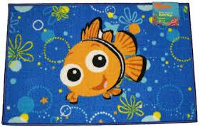 Disney Finding Nemo Bathroom Accessories by Disney U0027s Finding Nemo Bath Mat Kids Rugs