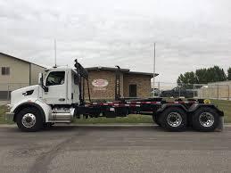 100 Hook Truck NEW 2019 Peterbilt 567 With 50K Ampliroll Northland Sales