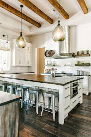 industrial style kitchen lighting home design