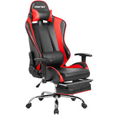Merax 90-180 Degree Adjustable High Backrest Leather Racing Style Gaming  Chair With Footrest, Red - Walmart.com Best Gaming Chairs Of 2019 For All Budgets 6 Gaming Chairs For The Serious Gamer Top 12 Sep Reviews Gameauthority Office Star High Back Progrid Freeflex Seat Chair Maker Secretlab Has Something Neue The Cheap Under 100 200 Budgetreport Max Chair 14 Gear Patrol Premium And Comfy Seats To Play Brands 7 Xbox One