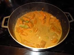 Thai Pumpkin Curry Soup Recipe by John U0027s Take On Thai X Ing U0027s Spicy Pumpkin Curry Lasesana