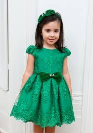 emerald green floral princess dress baby dresses pinterest