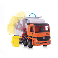 100 Rubbish Truck Amazoncom Garbage Sanitation Plastic Toy Model With