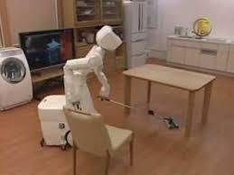 trop de lessive de nettoyage engagez un robot