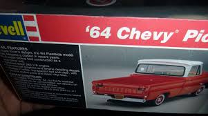 REVELL 1964 CHEVY PICKUP TRUCK 1/25 Model Car Mountain OPEN ... 1964 Fender Emblems Chevy Truck C10 Wiring Wire Center Vintage 1996 Revell Fleetside Pickup Model Factory Chevrolet Parts For Sale Clever 64 C 10 Google Search Revell Chevy Pickup Truck 125 Car Mountain Open Hot Rod Network The Trucks Page Chevy Impala Lowrider Pictureshyde Park Chevrolet Building 72 Greattrucksonline 100 C10 Parts Truck Youtube Index Of Publicphotoforsaletruck A Is Rescued From Being Scrapped And Crushed