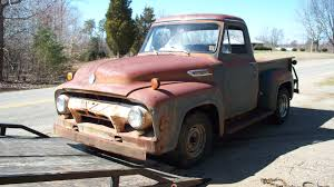 100 Pick Up Truck Parts 1954 Ford F100 Up For Sale Craigslist For S