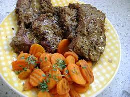 cuisiner paleron recette de paleron aux carottes