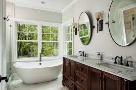 Tuscan Decorating Ideas For Bathroom by 7 Spa Inspired Ideas For Your New Master Bathroom Commonwealth