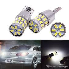 high lumen t10 w5w 30 smd 3014 led l12v car light bulb led