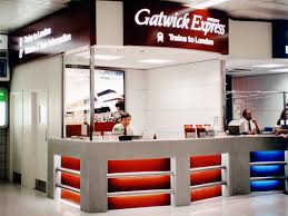 gatwick airport bureau de change gatwick express unit design clinton smith design consultants