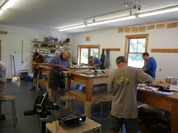 Center for Furniture Craftsmanship Beginning Class Mary May