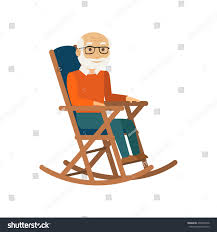 Old Man Sitting Rocking Chair Vector Stock Vector (Royalty ... Happy Calm African Girl Resting Dreaming Sit In Comfortable Rocking Senior Man Sitting Chair Homely Wooden Cartoon Fniture John F Kennedy Sitting In Rocking Chair Salt And Pepper Woman Sitting Rocking Chair Reading Book Stock Photo Grandmother Her Grandchildren Pensive Lady Image Free Trial Bigstock Photos Hattie Fels Owen A Wicker Emmet Pregnant Young Using Mobile Library Of Rocker Free Stock Png Files