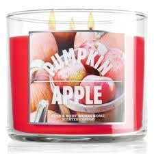 Bath And Body Works Pumpkin Apple Candle by Pumpkin Apple Bbw Type Fragrance Oil