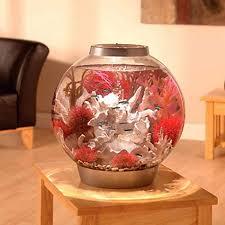 biOrb Silver Aquarium Kit with Light
