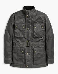 the roadmaster jacket men u0027s waxed cotton jackets belstaff