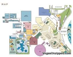 las vegas hotel and casino property maps list