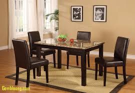 Marble Dining Room Set Unique Furniture